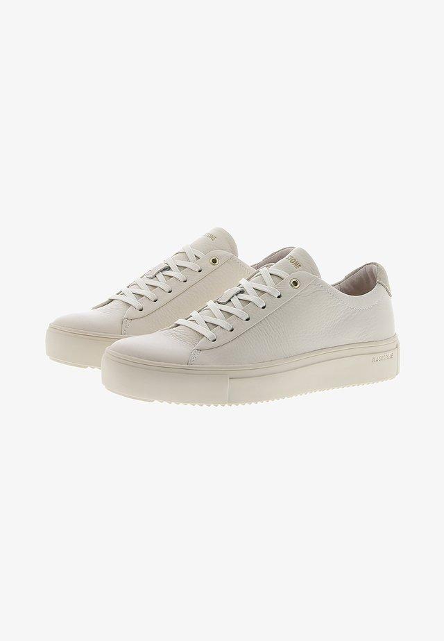 Sneakers basse - almond milk
