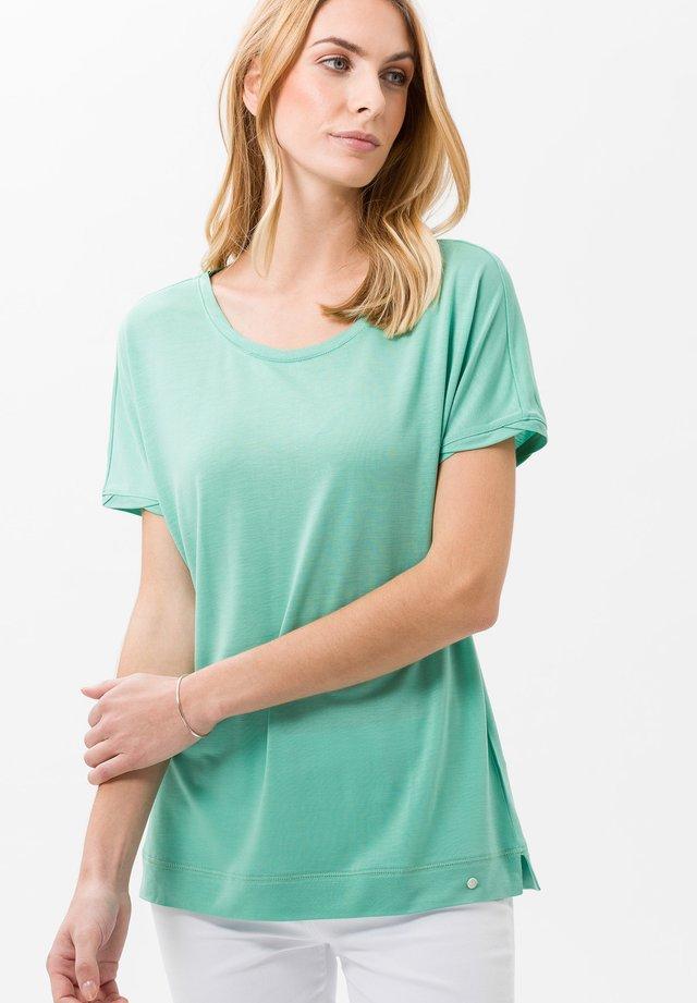 STYLE CAELEN - T-shirt - bas - jade