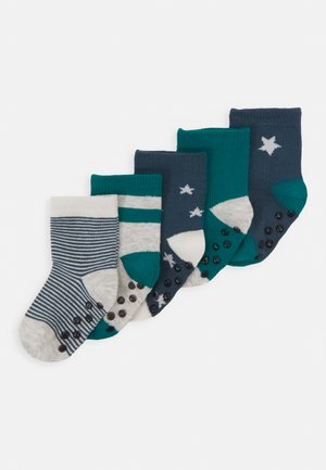 PAIRES CHAUSSETTES 5 PACK - Socks - multicoloured