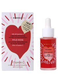 Korres - WILD ROSE 2-PHASE BOOSTER WITH 15% SUPER VITAMIN C - Serum - - - 1