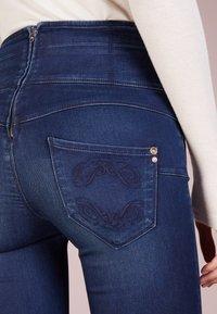 Patrizia Pepe - Jeans Skinny - mid blue - 5