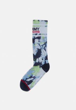 TIE DYE SOCK UNISEX - Socks - lime