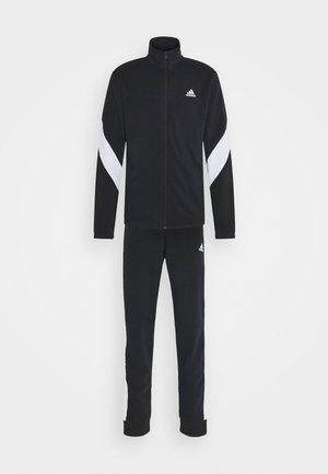 Træningssæt - black/white