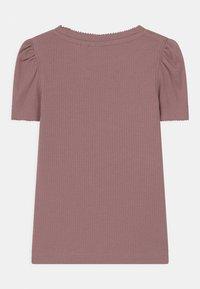 Name it - NMFKABEXI SLIM - T-shirt print - woodrose - 1