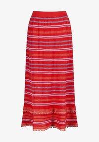Nicowa - SANAWO - A-line skirt - lila - 4