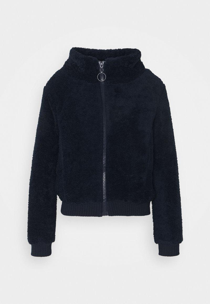Trendyol - Lehká bunda - indigo