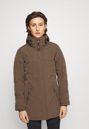 AUBAGNE - Winter coat - brown