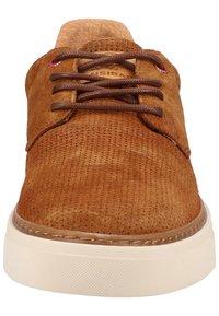 Sansibar Shoes - Sneakersy niskie - mittelbraun - 6