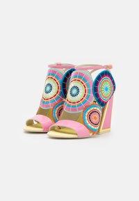Kat Maconie - Sandals - flamingo/multicolor - 1