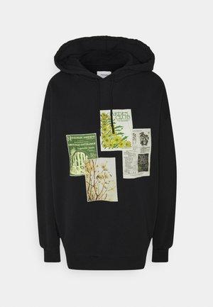 PLACEBO PRINT HOODIE  - Sweatshirt - black