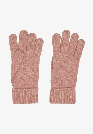Gloves - ash rose