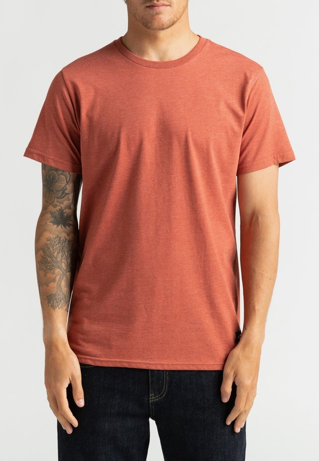 ALL DAY  - T-shirt basique - deep red