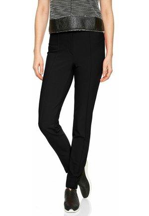 ZENE1 - Trousers - schwarz