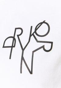 DRYKORN - ANISIA - Print T-shirt - weiss - 6