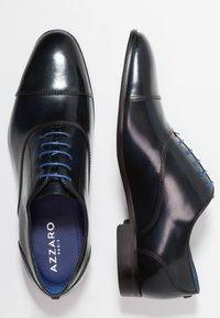 Azzaro - RAEL - Smart lace-ups - marine - 1