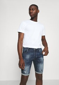 Kings Will Dream - STALHAM  - Jeans Shorts - blue - 3