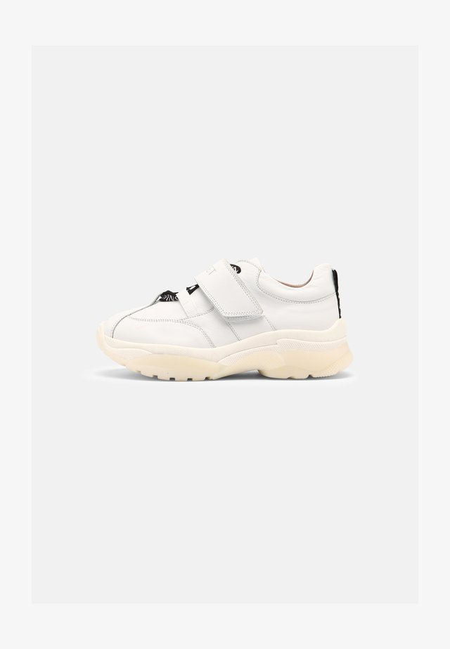 CHUNKY - Sneakers laag - off white