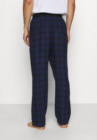 Calvin Klein Underwear - SLEEP PANT - Pyjama bottoms - blue - 2