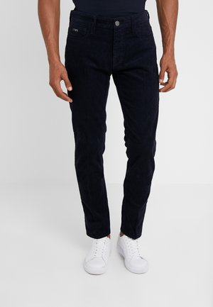 Trousers - blu navy