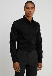 Armani Exchange - Formální košile - black - 0