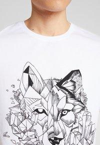 Pier One - T-shirts print - white - 5