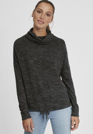 BELMA - Hoodie - dark grey melange