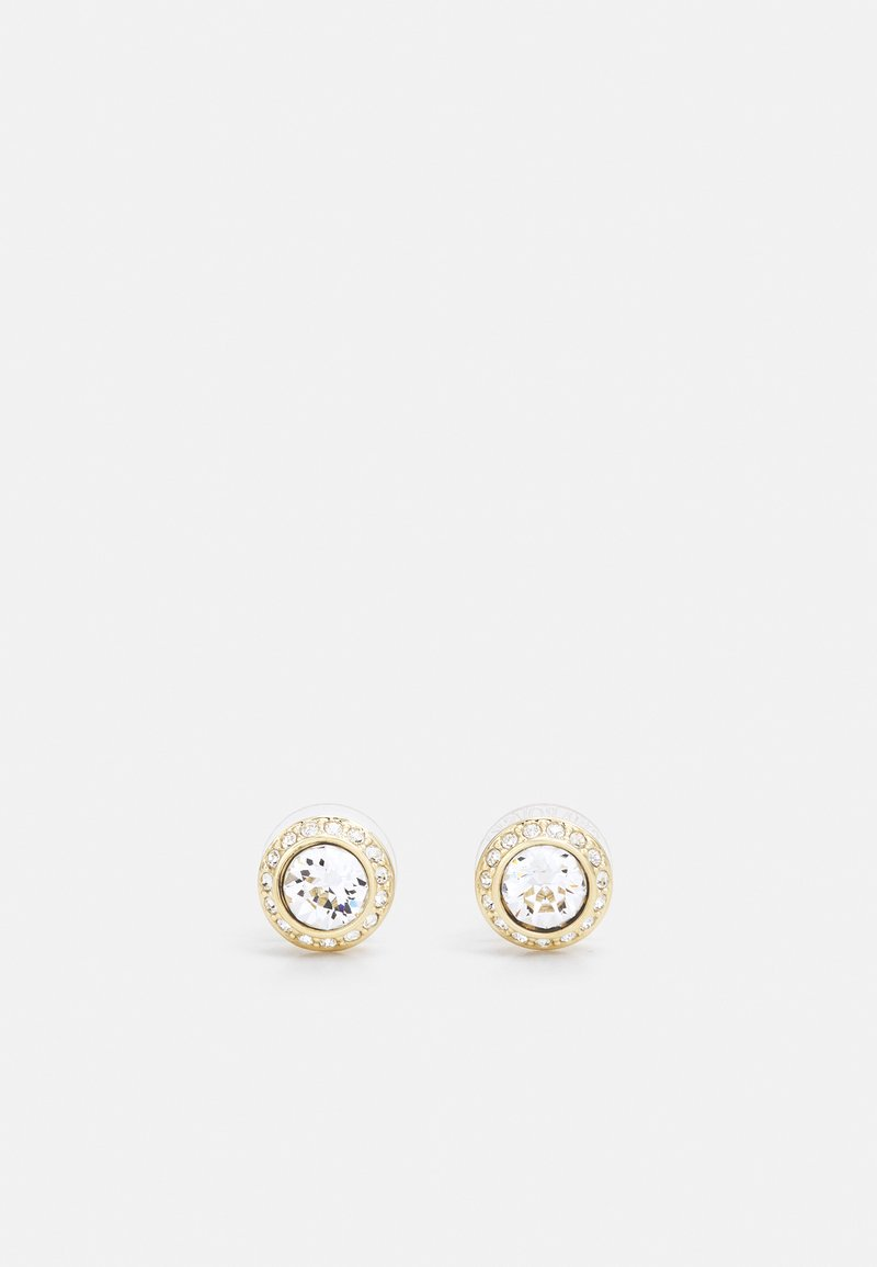 Swarovski - ANGELIC STUD - Earrings - gold-coloured