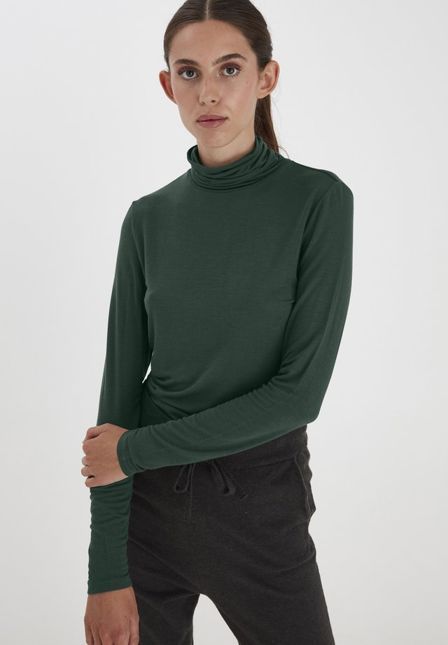IHPHILUCA LS - Long sleeved top - darkest spruce