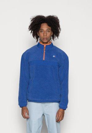 GREGORIO - Fleece jumper - victoria blue