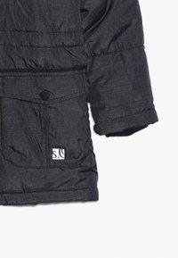 s.Oliver - MANTEL - Zimní kabát - dark blue melange - 3