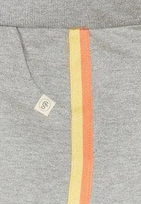 Smitten Organic - BABY ZGREEN - Kalhoty - grey melange - 3
