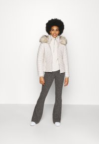 Morgan - GEO - Winter jacket - ficelle - 1