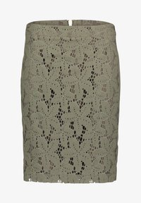 Betty Barclay - A-line skirt - dusty olive - 3