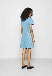 Résumé - DANNON DRESS - Day dress - electric blue - 2