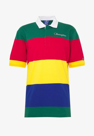 ROCHESTER TEAM STRIPES - Polotričko - multicolor