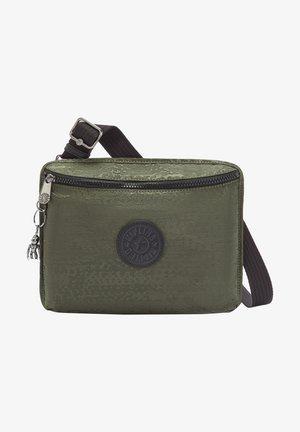 Across body bag - urban green jq