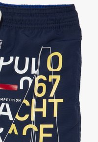 Polo Ralph Lauren - CAPTIVA SWIMWEAR  - Swimming shorts - newport navy multi - 4
