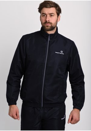 CARSON - Training jacket - blue depths / blanc de blanc