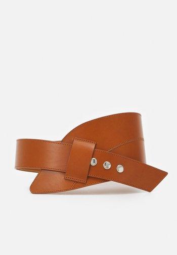 CASSEL - Waist belt - cognac