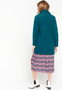 LolaLiza - Short coat - blue - 1