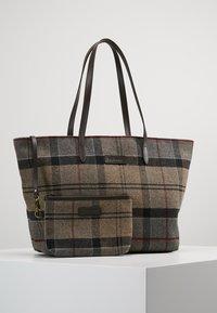 Barbour - WITFORD TARTAN TOTE - Tote bag - winter - 5