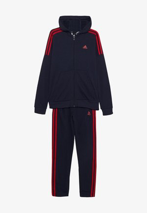 Tracksuit - legend ink/scarlet