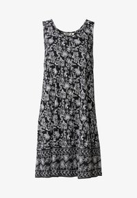 Indiska - DANYLYNN - Jersey dress - black - 3