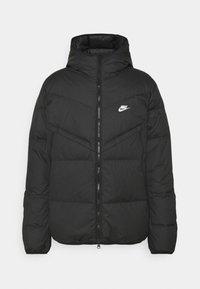 WINDRUNNER  - Down jacket - black sail