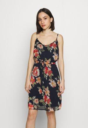 PCOHUANIA SLIP DRESS - Denní šaty - night sky