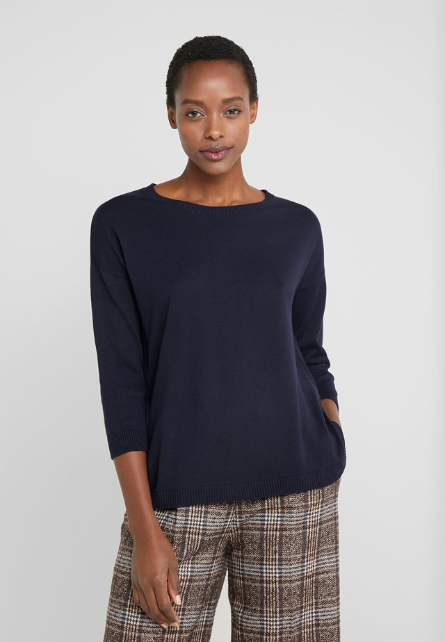 Jumper - navy