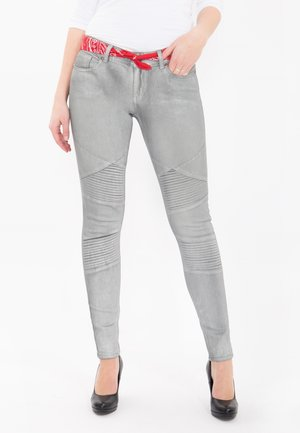GLANZDRUCK HOLLY - Jeans Skinny - grau