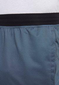 adidas Performance - Sports shorts - blue - 5
