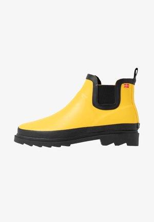 FELICIA WELLY - Regenlaarzen - yellow