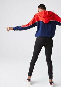Lacoste LIVE - Legging - black/white - 2